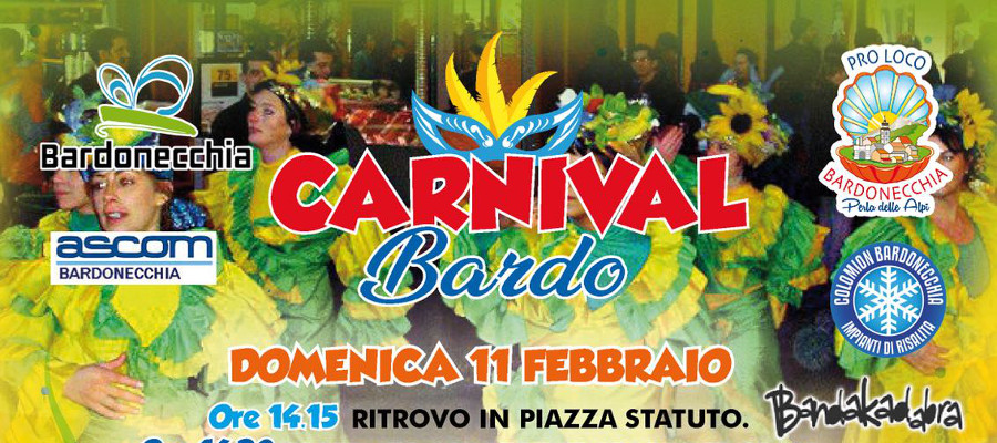 Carnevale Bardonecchia 2018